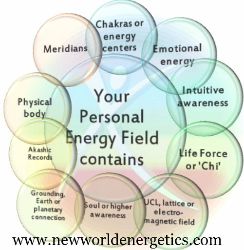 Blog at New World Energetics